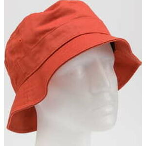 New Era Essential Bucket Hat New Era tmavě oranžový M