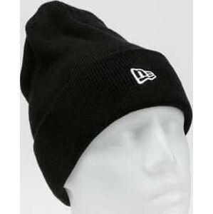 New Era Essential Knit Beanie New Era černý