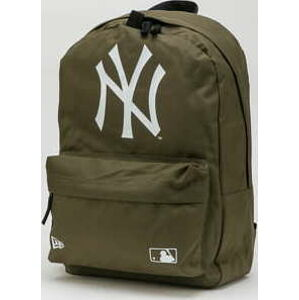 New Era MLB Stadium Bag NY olivový