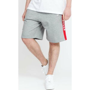 New Era NBA Side Panel Short Chicago Bulls melange šedé XXL
