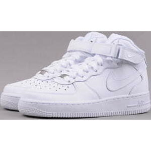 Nike Air Force 1 MID (GS) white / white EUR 39
