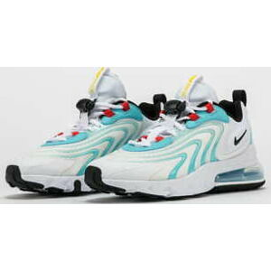 Nike Air Max 270 React ENG white / black - bleached aqua EUR 48.5