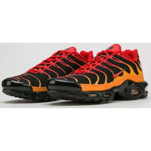 Nike Air Max Plus black / chill red - vivid orange EUR 45.5