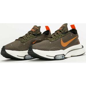 Nike Air Zoom - Type SE cargo khaki / totak orange - black EUR 46