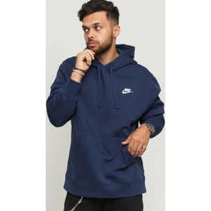 Nike M NSW Club Hoodie PO BB navy 3XL