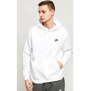 Nike M NSW Club Hoodie PO BB bílá 3XL