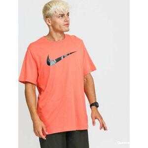Nike M NSW Tee Icon Swoosh lososové XL