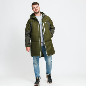 Nike  NSW Therma-Fit Repel egacy Parka olivová
