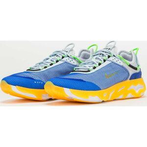 Nike React Live Premium football grey / laser orange EUR 47.5
