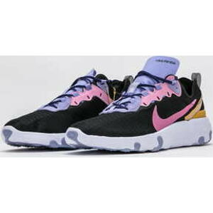Nike Renew Element 55 Premium GS black / magic flamingo EUR 40