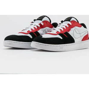 Nike Squash - Type white / black - university red EUR 46