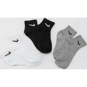 Nike U NK Everyday Lightweight Ankle 3 Pack XL