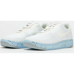 Nike W AF1 Crater Flyknit white / white - pure platinum