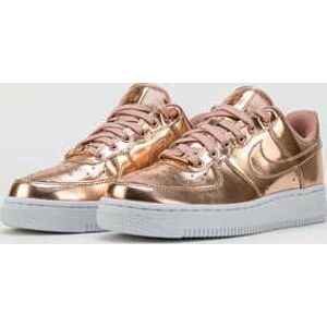 Nike W Air Force 1 SP mtlc red / bronze - rose gold EUR 42