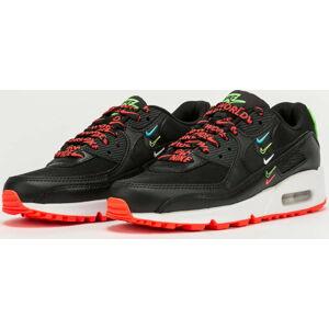 Nike W Air Max 90 Worldwide black / black - flash crimson EUR 39