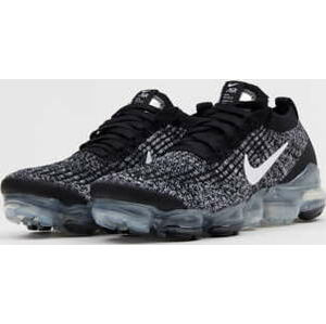 Nike W Air Vapormax Flyknit 3 black / white - metallic silver EUR 42