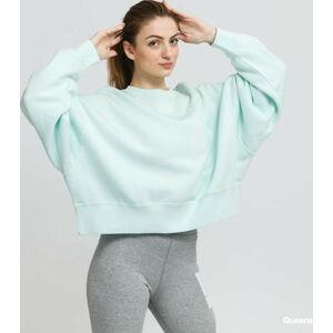 Nike W NSW Crew Fleece Trend mentolová L