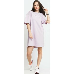 Nike W NSW Swoosh Dress fialové XL