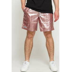 PLEASURES Liquid Metallic Short fialové L