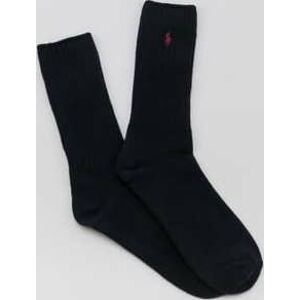 Polo Ralph Lauren Classic Cotton Crew Socks navy