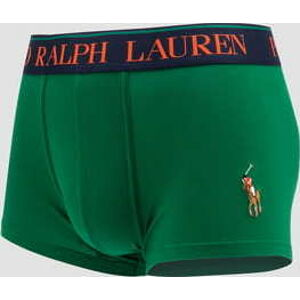Polo Ralph Lauren Stretch Cotton Classic Trunk zelené XXL