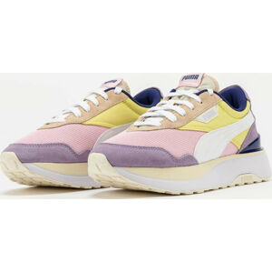 Puma Cruise Rider Silk Road Wn's pink lady - yellow pear EUR 42