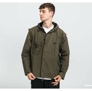 Reebok CL Camping Jacket olivová XL