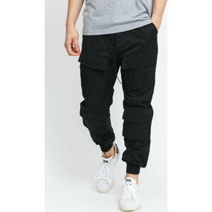 Sixth June Utility Pants černé XL
