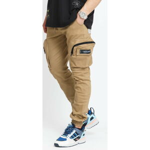 Sixth June Utility Pants béžové XL