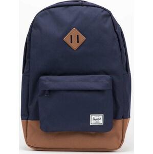 Herschel Supply CO. Heritage Backpack navy / hnědý