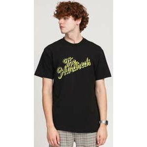 The Hundreds Grave Slant T-Shirt černé L