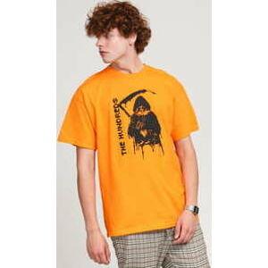 The Hundreds Hood T-Shirt oranžové XL