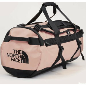 The North Face Base Camp Duffel - M světle růžová