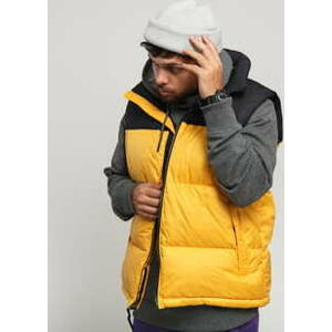 The North Face M 1996 Retro Nuptse Vest žlutá / černá XL