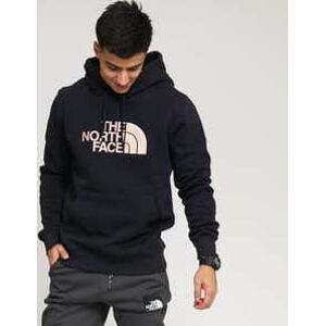 The North Face M Drew Peak Pullover Hoody navy / světle růžová XL