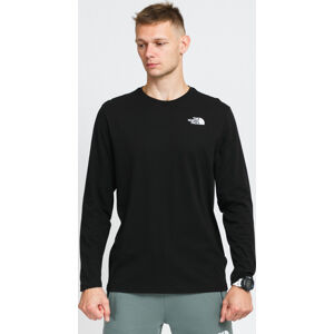 The North Face  /S Red Box Tee černé