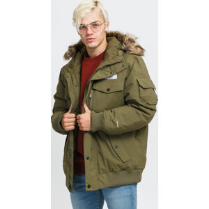 The North Face M Recycled Gotham Jacket olivová