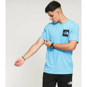 The North Face M SS Fine Tee modré XL