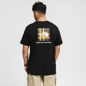 The North Face M SS Red Box Tee černé XL