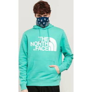 The North Face M Standard Hoodie tyrkysová L