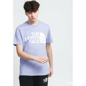 The North Face M Standard SS Tee fialové S