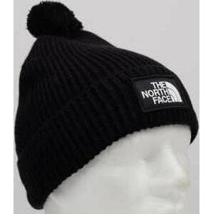 The North Face TNF Logo Box Pom černý