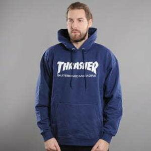 Thrasher Skate Mag Hoody navy S
