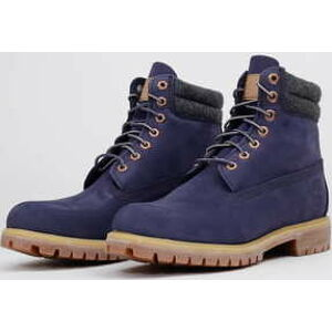 Timberland 6 In Waterproof Boot navy nubuck EUR 45