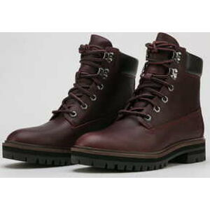 Timberland London Sqauare 6in Boot burgundy full grain EUR 40