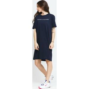Tommy Hilfiger RN Dress Half Sleeve C/O navy L