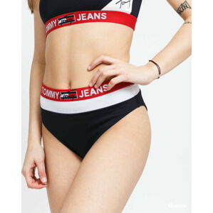 TOMMY JEANS Cheeky High Waist navy L