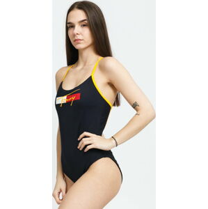 TOMMY JEANS Cheeky One Piece navy L