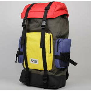 TOMMY JEANS Urban Varsity Colorblock Backpack