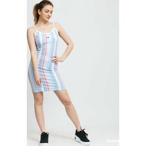 TOMMY JEANS W Stripe Strap Dress multicolor L